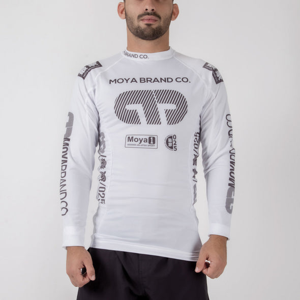 Moya Brand Team Moya L/S Rash Guard - Fighters Market