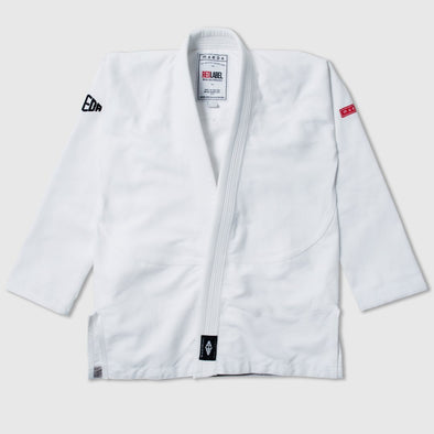 Maeda Red Label 3.0 Kid's Jiu Jitsu Gi (Free White Belt) - Fighters Market