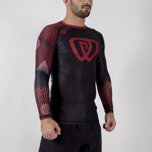 Phalanx Chaos Ranked L/S Rash Guard