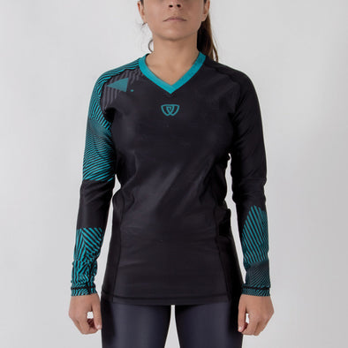 Phalanx Chaos Women's L/S Rash Guard - Fighters Market