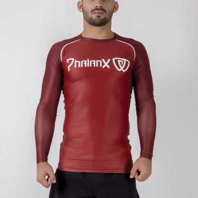Phalanx Soldier One 2.0 L/S Rash Guard - Fighters Market