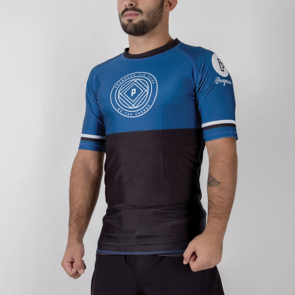 Progress Ranked Rash Guard - Fighters Market