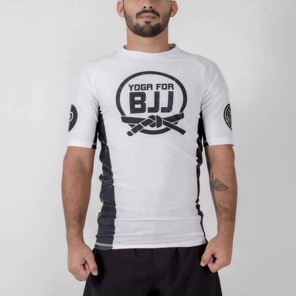 Progress Yoga for BJJ Rash Guard