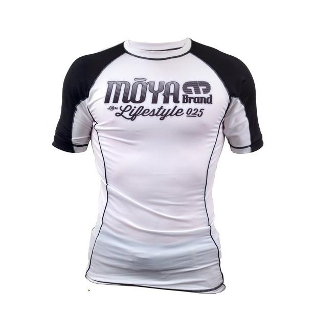 Moya Brand Short Sleeve Rash Guard - Fighters Market