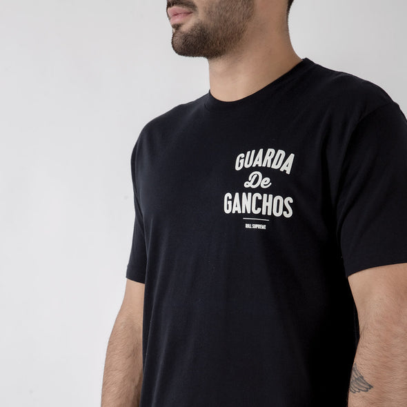 Roll Supreme Guarda de Ganchos Tee - Fighters Market