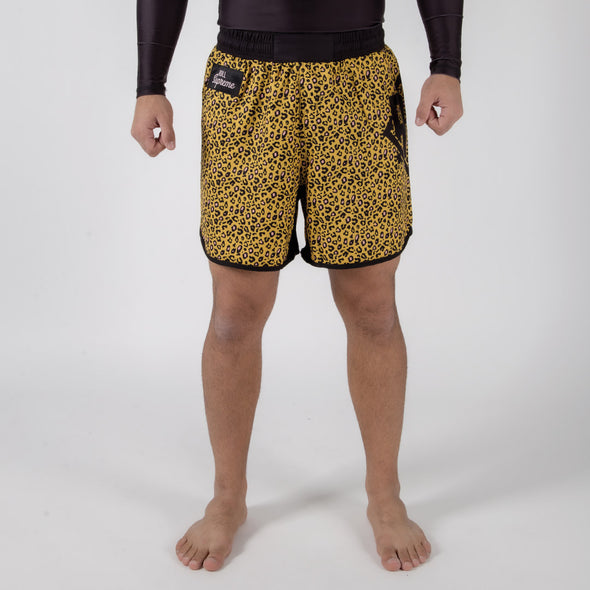 Roll Supreme Leopard Shorts - Fighters Market