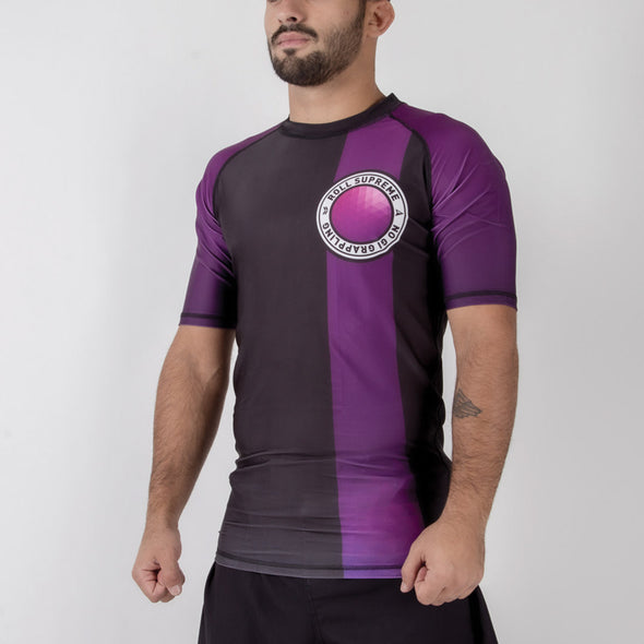 Roll Supreme Ranked Rash Guard - Fighters Market