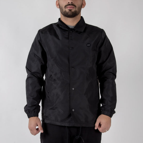 RVCA Berni Coaches Jacket