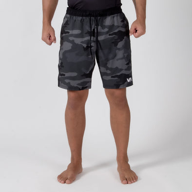 "RVCA Yogger Flex 19"" Short - Fighters Market"