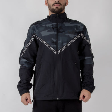RVCA Control Track Jacket - Fighters Market