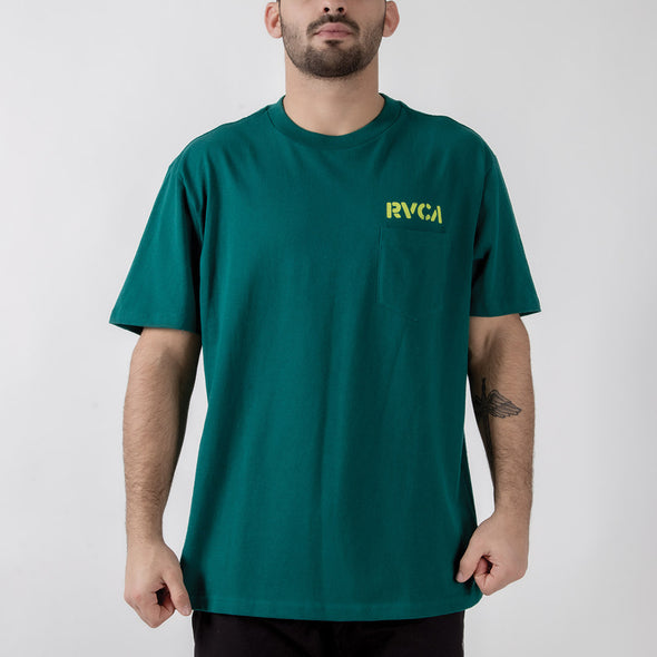 RVCA Peace Out T-Shirt - Fighters Market