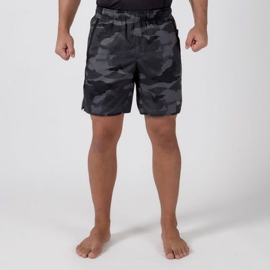 "RVCA Yogger IV 17"" Short - Fighters Market"