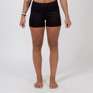 RVCA Women's VA Fitted Short - Fighters Market