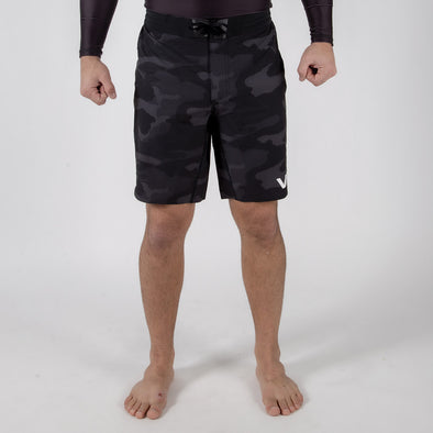 "RVCA Train 19"" Short - Fighters Market"