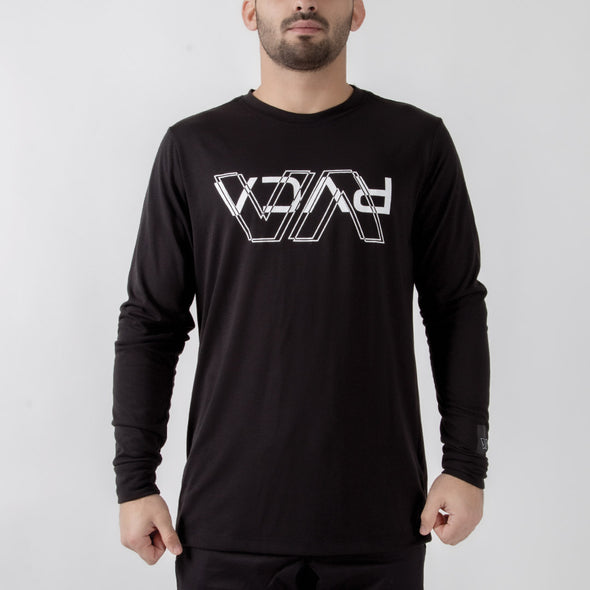 RVCA VA Out Drirelease L/S T-Shirt - Fighters Market