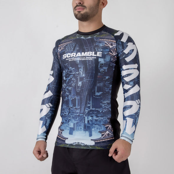 Scramble EDO Rash Guard - Fighters Market