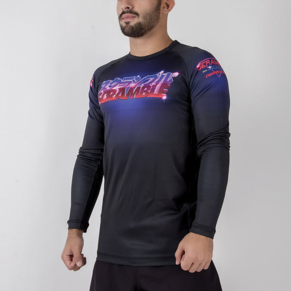 Scramble Lazertronic Rash Guard