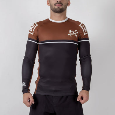 Scramble Ranked V2 Rash Guard - Fighters Market