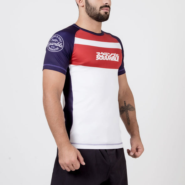 Scramble BWR Rashguard - Fighters Market