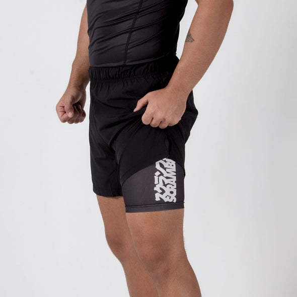 Scramble Combination Shorts - Fighters Market