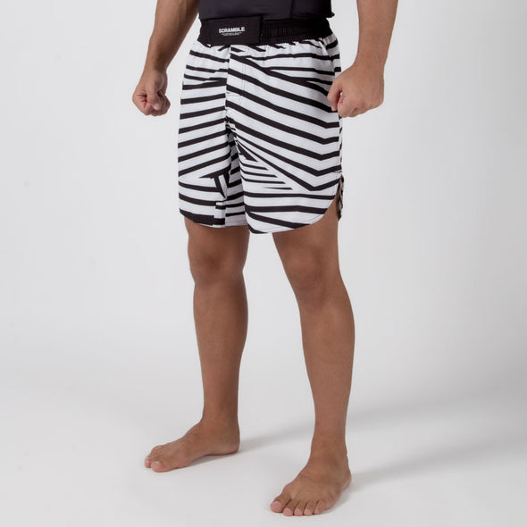 Scramble Dazzle Camo Shorts - Fighters Market