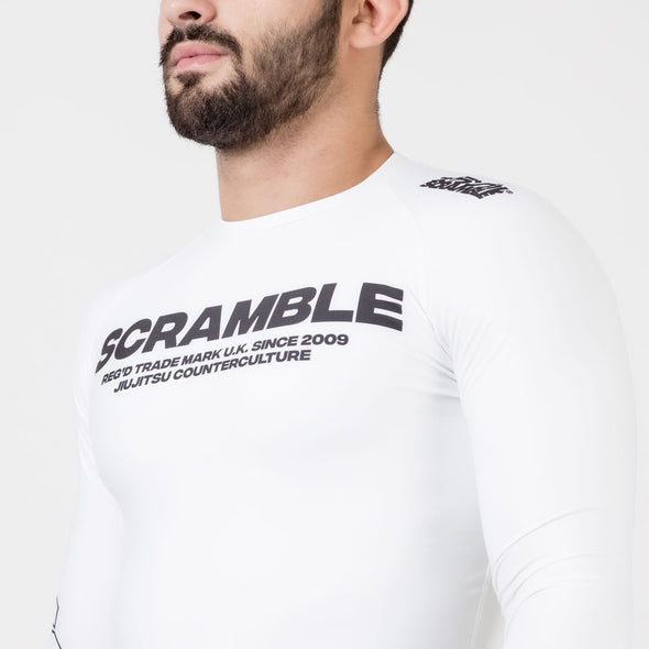 Scramble Base Rashguard - Fighters Market