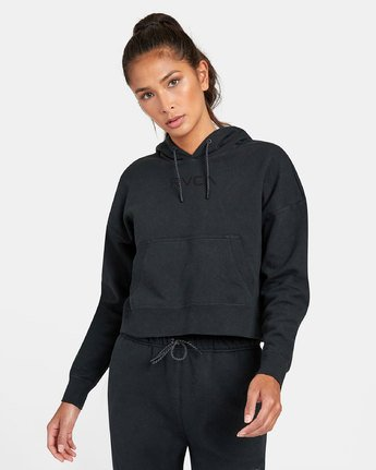 RVCA Sport Women's Hoodie - Fighters Market