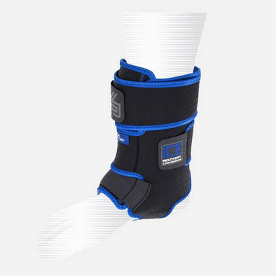 Shock Doctor ICE Recovery Ankle Wrap - Fighters Market