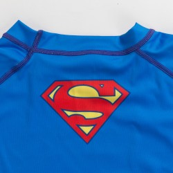 Fusion FG Superman Logo SS Kids Rash Guard - Fighters Market