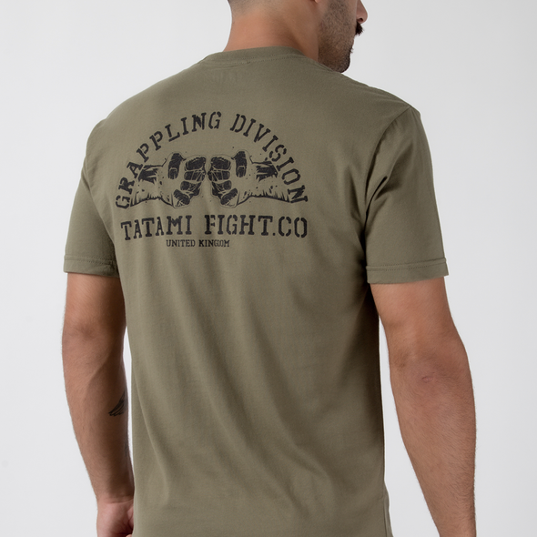 Tatami Grappling Division Tee - Fighters Market