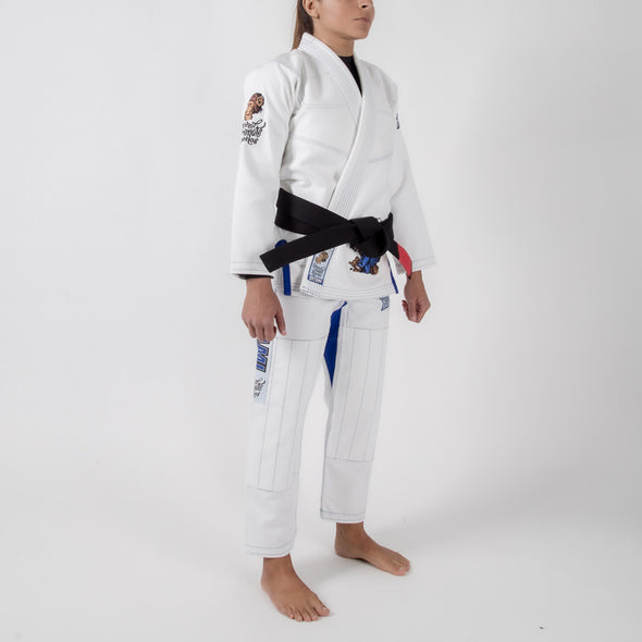 Tatami Women's Thinker Monkey Jiu Jitsu Gi - Fighters Market