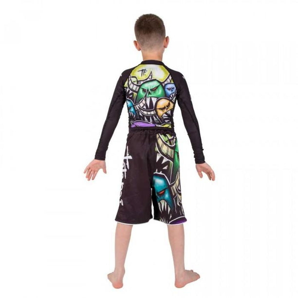 Tatami Kid's Monster Shorts - Fighters Market