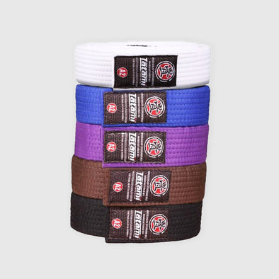 Tatami Fightwear BJJ Rank Belts - Fighters Market