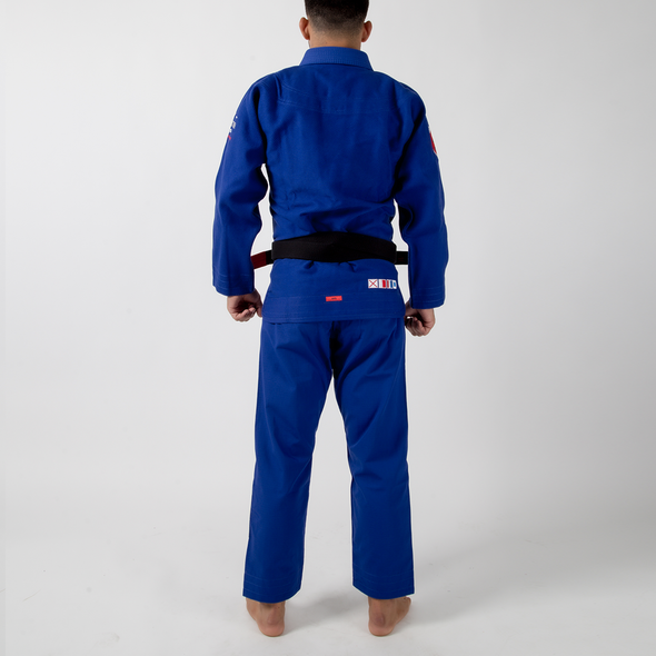 VHTS Be Water Kimono - Blue - Fighters Market