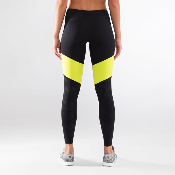 Virus Women's Stay Cool Tri-Color Compression Pant