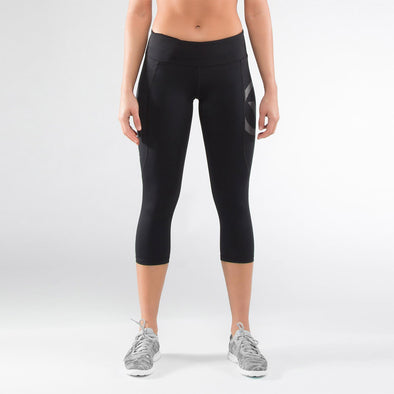 Virus Women's Stay Cool Compression Crop Pant - Fighters Market