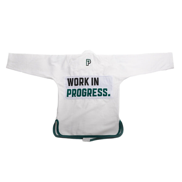 Progressinho Kid's BJJ Gi w/ Free White Belt - Fighters Market