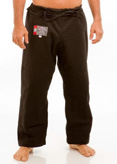 Atama Jiu Jitsu Gear A0 / Black Atama Cotton Pants