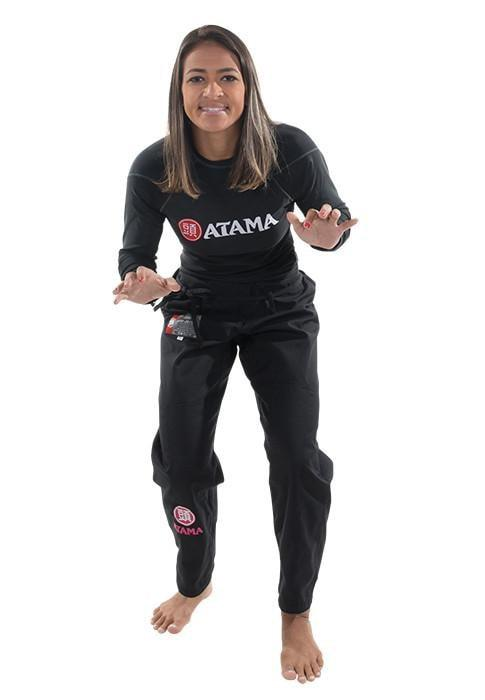 Atama Rip-Stop Pants - Womens - Fighters Market