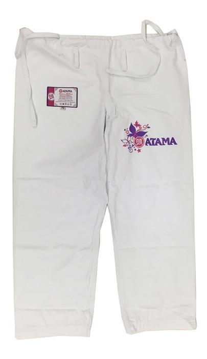 Atama Jiu Jitsu Gear F1 Atama Cotton Pants - Leticia Ribeiro Edition