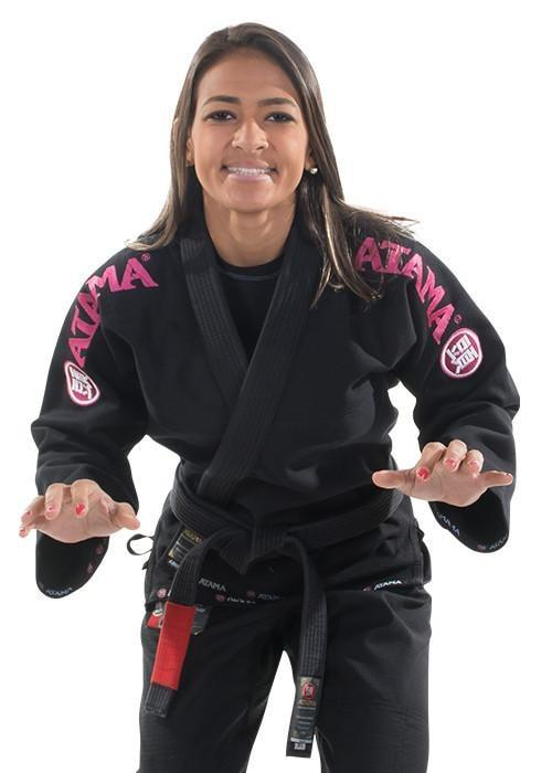 Atama Jiu Jitsu Gear F1 / Black Atama Mundial Model 9 Women's Gi