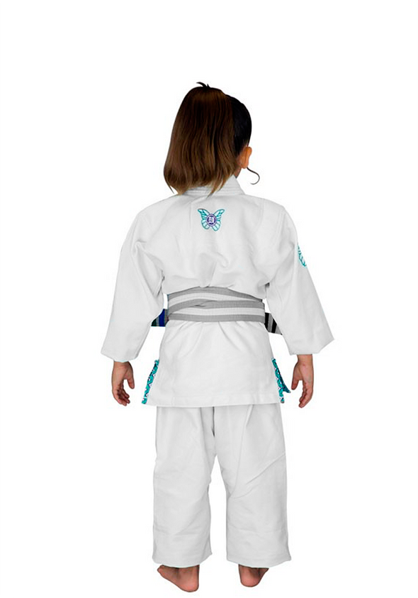 Atama Leticia Ribeiro 2.0 Kids Gi - Fighters Market