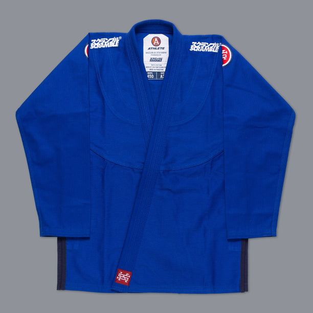 Scramble Athlete V4 450 Jiu Jitsu Gi