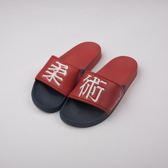 Bearfoot x Scramble Slides - Fighters Market