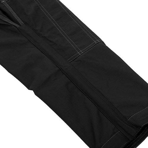 Venum Elite BJJ Gi - Black/Black - Fighters Market