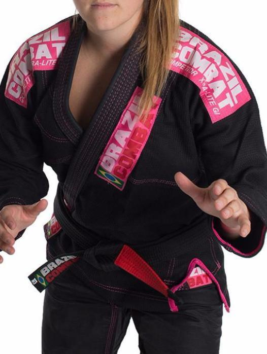 Brazil Combat X-Lite Womens Jiu Jitsu Gi - Fighters Market