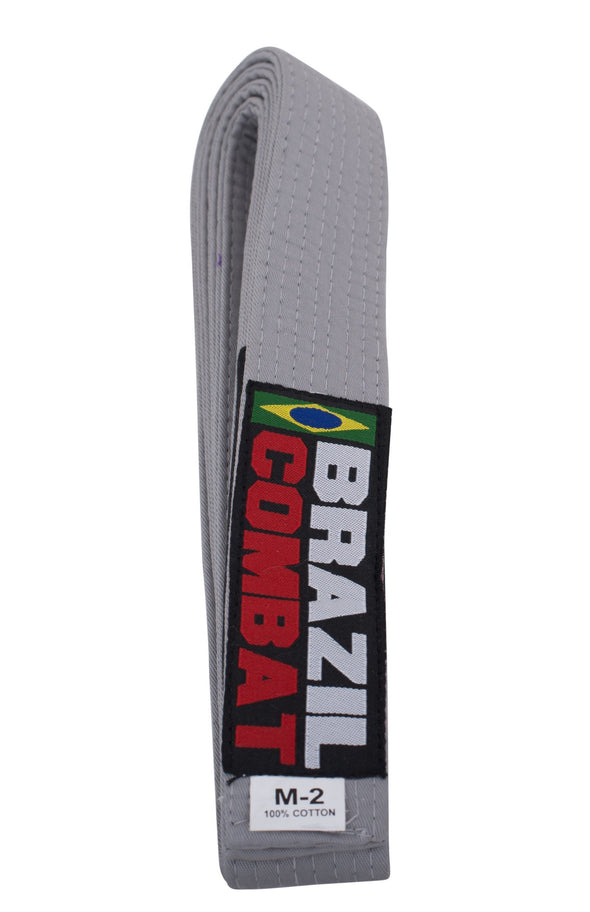 Brazil Combat SOLID Kid's Belts - Fighters Market