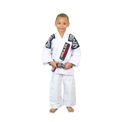 Brazil Combat X-Lite Kids Jiu Jitsu Gi - Fighters Market