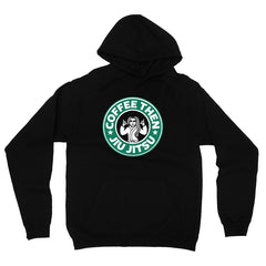 Choke Republic Streetwear L / Black Choke Republic Coffee Hoodie