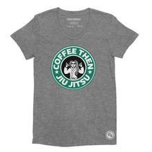 Choke Republic Streetwear XS / Gray Choke Republic Coffee Women's Tee
